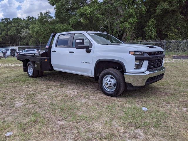 2021 Chevrolet Silverado 3500 Crew Cab 4x4, Hillsboro Platform Body #F8041 - photo 1