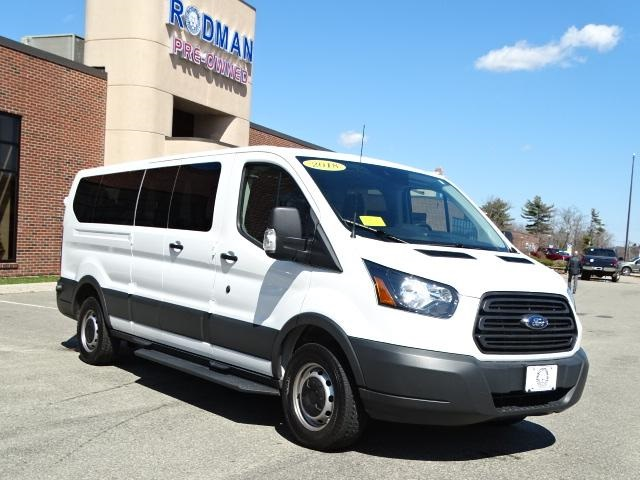 2018 Ford Transit 350 Low Roof 4x2, Passenger Wagon #T10606 - photo 1