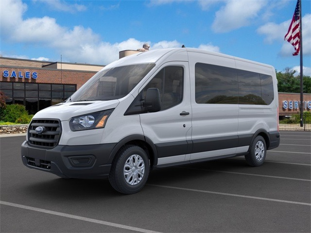 2020 Ford Transit 350 Med Roof 4x2, Passenger Wagon #T12051 - photo 1