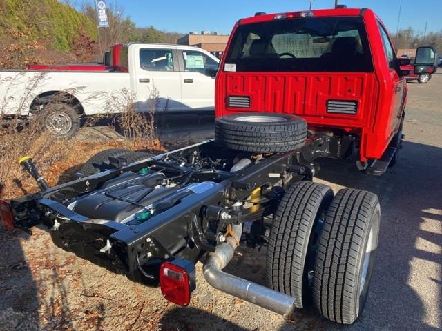 2021 Ford F-350 Regular Cab DRW 4x4, Cab Chassis #T12493 - photo 1
