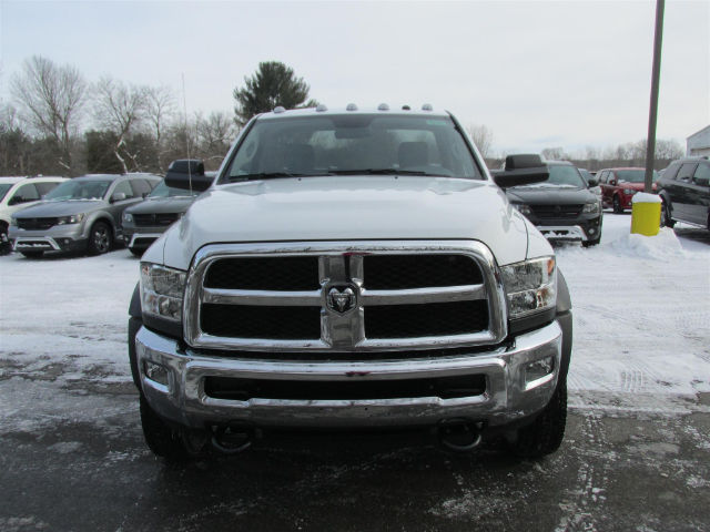 2016 Ram 5500 Regular Cab DRW 4x4, Cab Chassis #15147 - photo 3