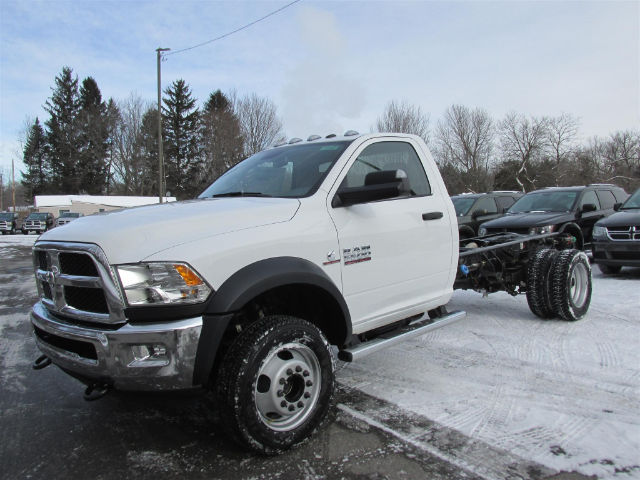2016 Ram 5500 Regular Cab DRW 4x4, Cab Chassis #15147 - photo 4