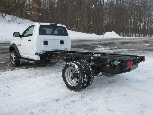 2016 Ram 5500 Regular Cab DRW 4x4, Cab Chassis #15147 - photo 9