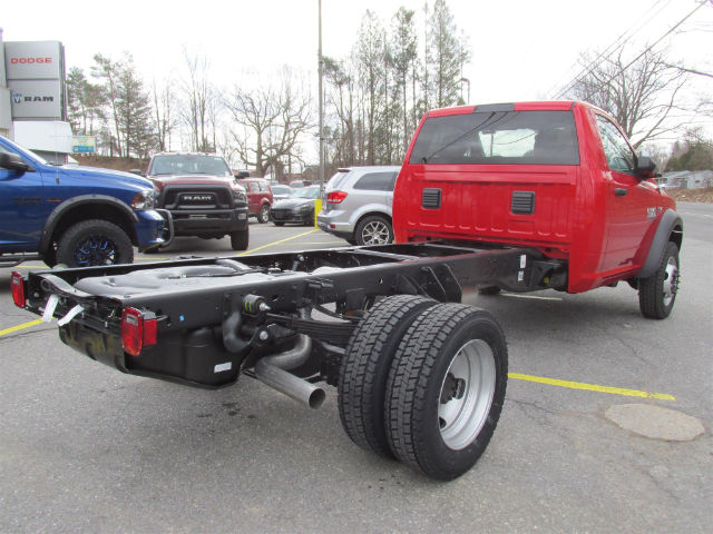 2017 Ram 5500 Regular Cab DRW 4x4 Cab Chassis #15589 - photo 2