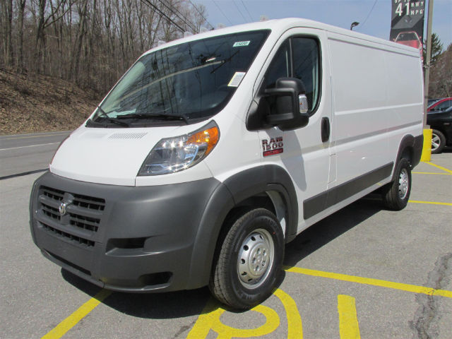 2017 ProMaster 1500 Low Roof, Cargo Van #15658 - photo 4