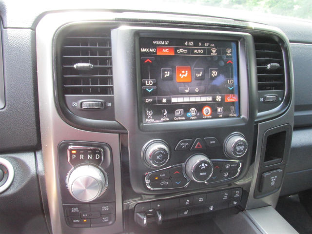 2017 Ram 1500 Crew Cab 4x4 Pickup #15764 - photo 21