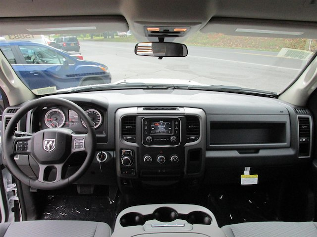 2018 Ram 1500 Quad Cab 4x4 Pickup #15883 - photo 24