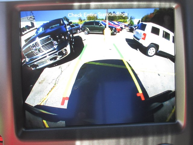 2018 Ram 1500 Crew Cab 4x4 Pickup #15898 - photo 23