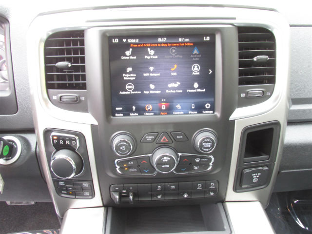 2018 Ram 1500 Crew Cab 4x4 Pickup #15913 - photo 23