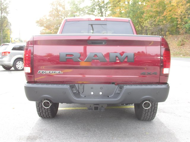 2018 Ram 1500 Crew Cab 4x4 Pickup #15922 - photo 5