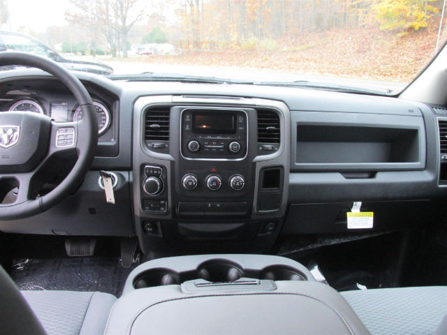 2018 Ram 1500 Quad Cab 4x4 Pickup #15932 - photo 22