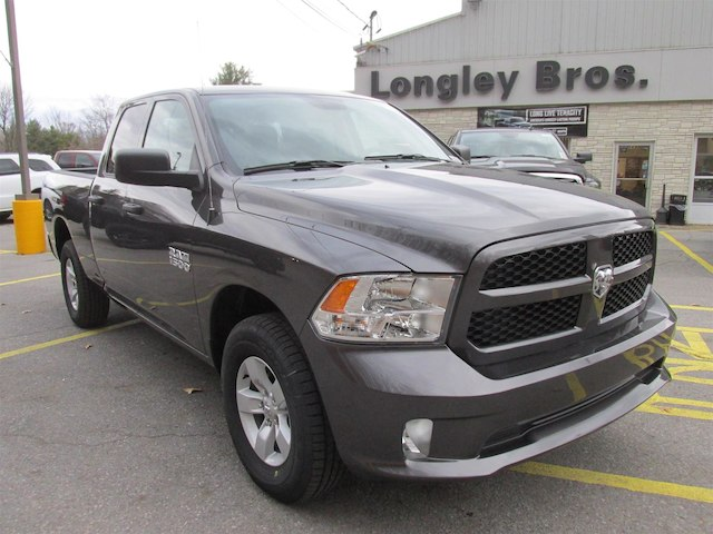 2018 Ram 1500 Quad Cab 4x4 Pickup #15941 - photo 1