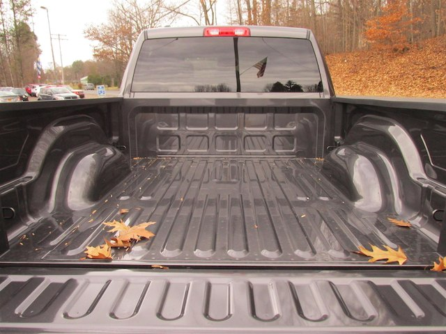 2018 Ram 1500 Quad Cab 4x4 Pickup #15941 - photo 11
