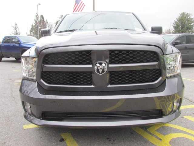 2018 Ram 1500 Quad Cab 4x4, Pickup #15958 - photo 4