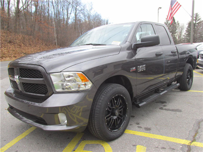 2018 Ram 1500 Quad Cab 4x4, Pickup #15958 - photo 1