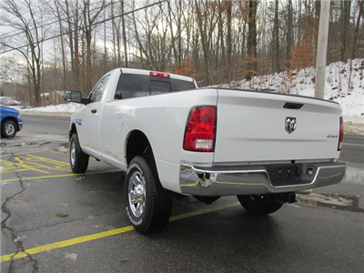 2018 Ram 2500 Regular Cab 4x4 Pickup #15969 - photo 5
