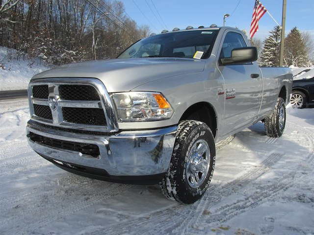 2018 Ram 2500 Regular Cab 4x4 Pickup #15970 - photo 4