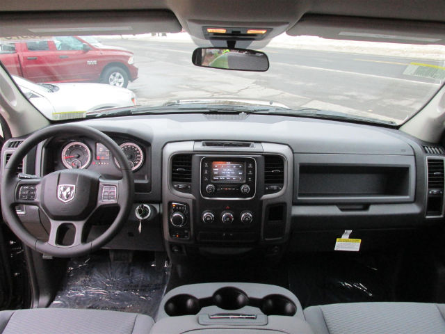2018 Ram 1500 Quad Cab 4x4, Pickup #15975 - photo 24