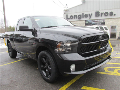 2018 Ram 1500 Quad Cab 4x4, Pickup #15975 - photo 1