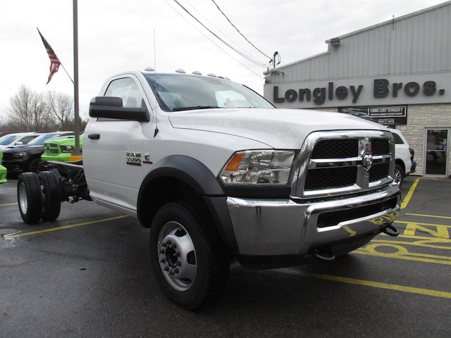 2018 Ram 5500 Regular Cab DRW 4x4,  Cab Chassis #15977 - photo 1
