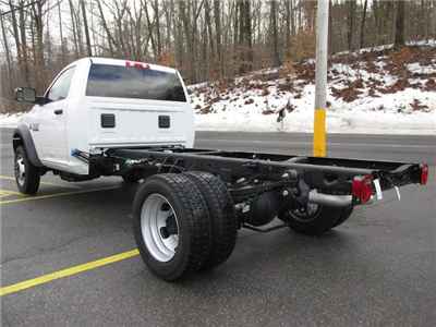 2018 Ram 5500 Regular Cab DRW 4x4,  Cab Chassis #15977 - photo 5