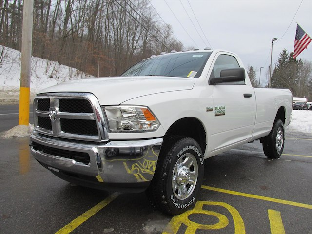 2018 Ram 2500 Regular Cab 4x4 Pickup #15978 - photo 4