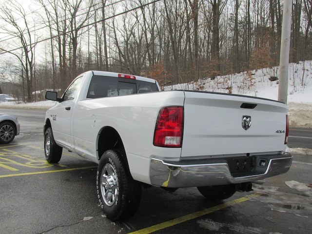 2018 Ram 2500 Regular Cab 4x4 Pickup #15978 - photo 5