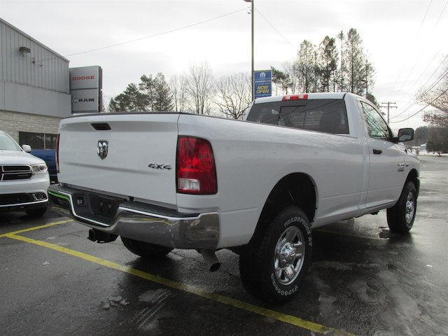 2018 Ram 2500 Regular Cab 4x4 Pickup #15978 - photo 2