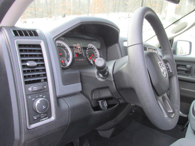 2018 Ram 1500 Quad Cab 4x4, Pickup #15981 - photo 22