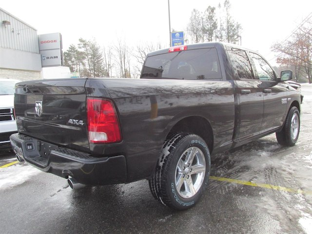 2018 Ram 1500 Quad Cab 4x4, Pickup #15981 - photo 2