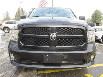 2018 Ram 1500 Quad Cab 4x4, Pickup #15981 - photo 3