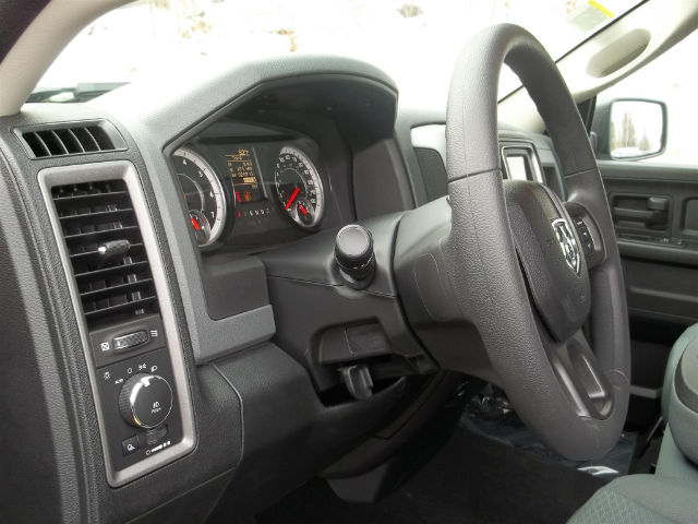 2018 Ram 1500 Quad Cab 4x4 Pickup #15983 - photo 23