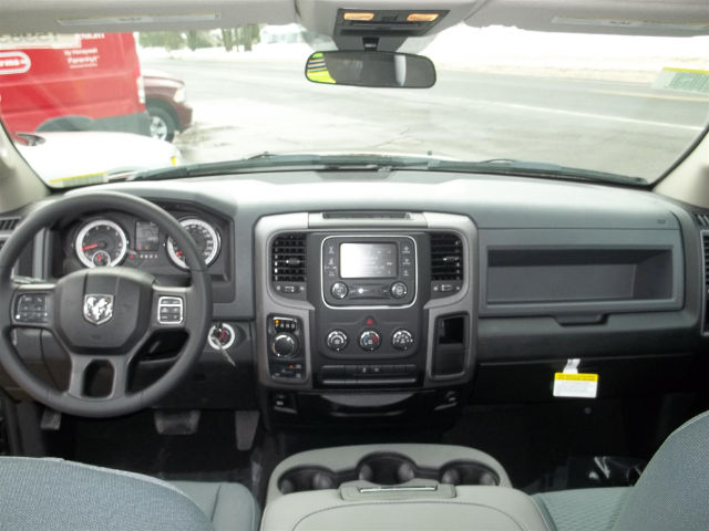 2018 Ram 1500 Quad Cab 4x4 Pickup #15983 - photo 24