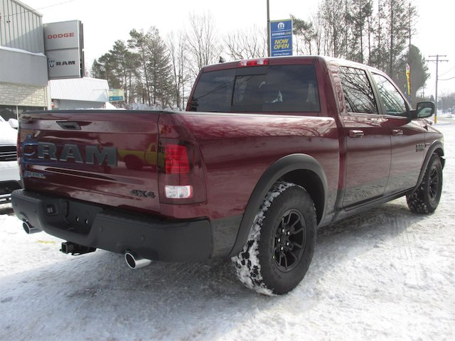 2018 Ram 1500 Crew Cab 4x4 Pickup #16012 - photo 2