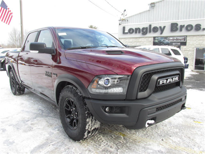 2018 Ram 1500 Crew Cab 4x4 Pickup #16012 - photo 1