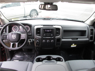 2018 Ram 1500 Quad Cab 4x4, Pickup #16018 - photo 22