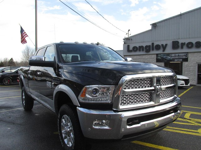 2018 Ram 2500 Crew Cab 4x4, Pickup #16040 - photo 1