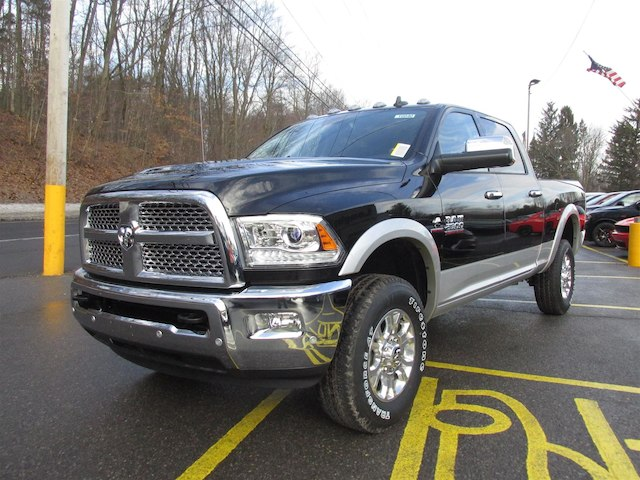 2018 Ram 2500 Crew Cab 4x4, Pickup #16040 - photo 4