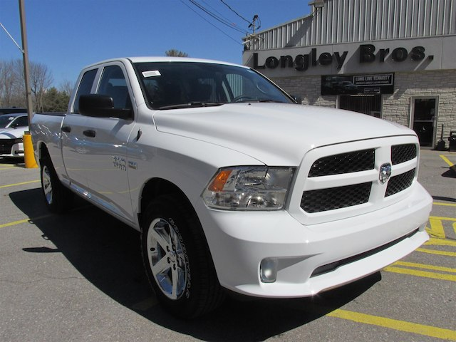 2018 Ram 1500 Quad Cab 4x4, Pickup #16100 - photo 1
