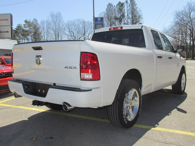 2018 Ram 1500 Quad Cab 4x4, Pickup #16100 - photo 2