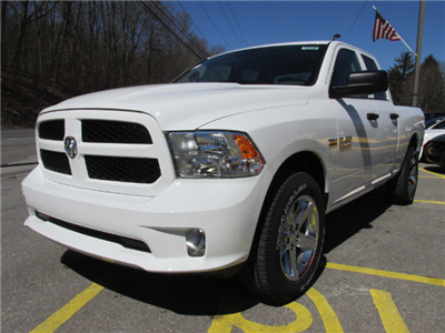 2018 Ram 1500 Quad Cab 4x4, Pickup #16100 - photo 4