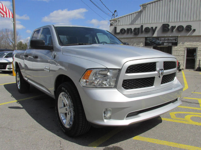 2018 Ram 1500 Quad Cab 4x4, Pickup #16115 - photo 1