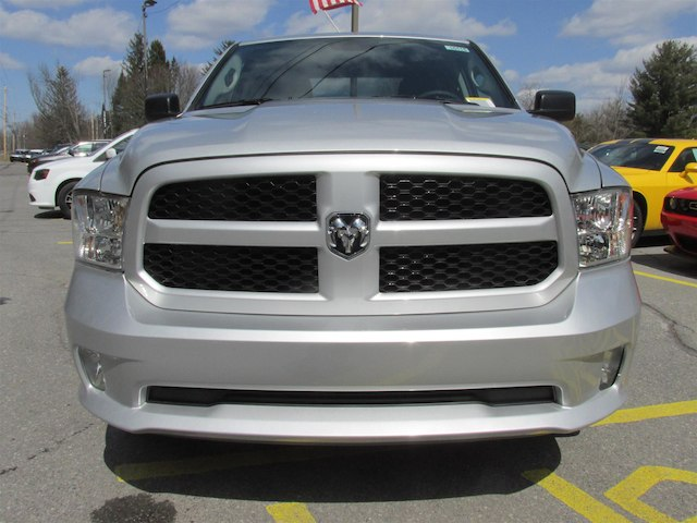 2018 Ram 1500 Quad Cab 4x4, Pickup #16115 - photo 3