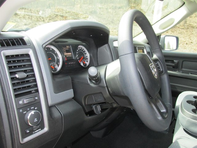 2018 Ram 1500 Quad Cab 4x4, Pickup #16115 - photo 21
