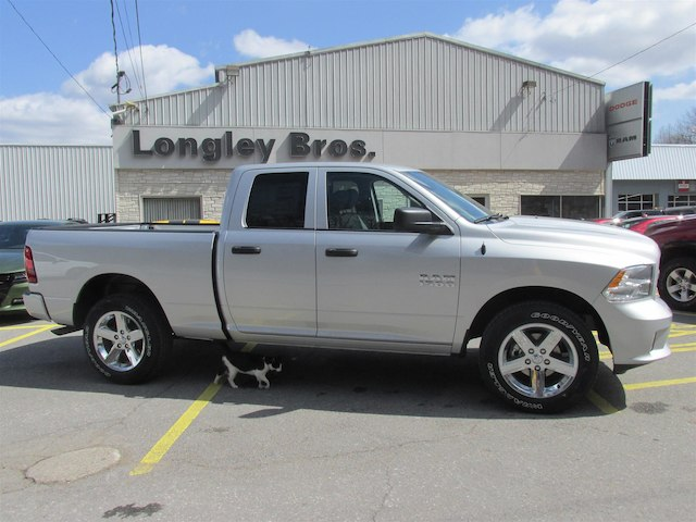 2018 Ram 1500 Quad Cab 4x4, Pickup #16115 - photo 7