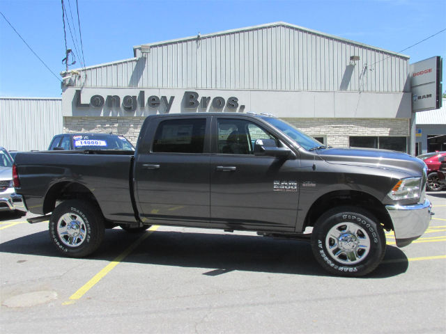 2018 Ram 2500 Crew Cab 4x4,  Pickup #16125 - photo 7