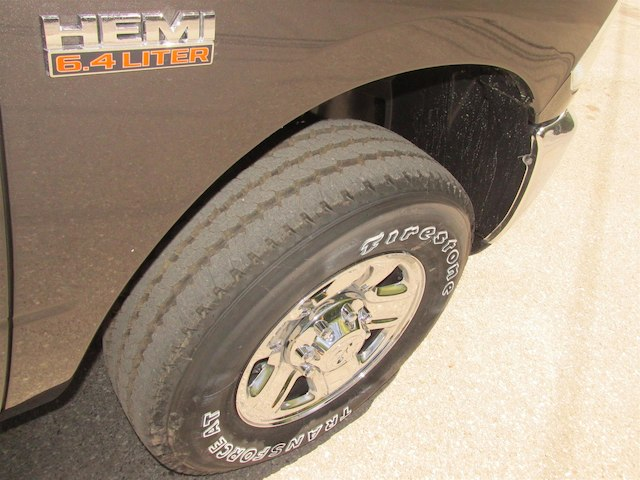 2018 Ram 2500 Crew Cab 4x4, Pickup #16125 - photo 8