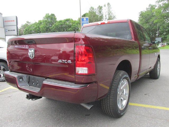 2018 Ram 1500 Quad Cab 4x4,  Pickup #16138 - photo 2