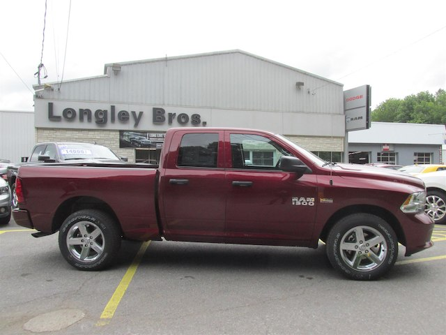 2018 Ram 1500 Quad Cab 4x4,  Pickup #16138 - photo 7