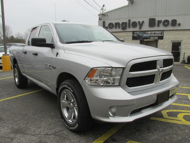 2018 Ram 1500 Quad Cab 4x4, Pickup #16145 - photo 1